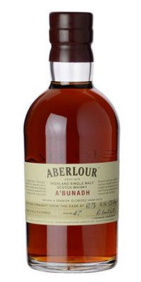 Aberlour Abunadh Cask Strength Single Malt Scotch Whisky