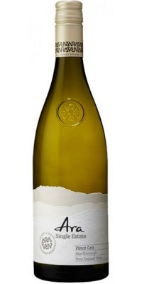 Ara Single Estate Marlborough Pinot Gris