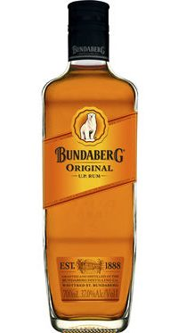 Bundaberg Bundy Original UP Rum 700ml bottle