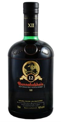 Bunnahabhain 12 Year Old Single Malt Scotch Whisky