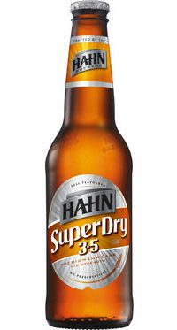 Hahn Super Dry 3.5% Stubbies