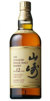 Yamazaki 12 Year Old Single Malt Japanese Whisky