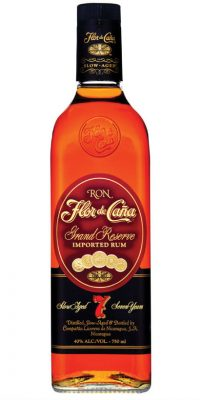 Flor de Cana Grand Reserve 7 Year Old Rum